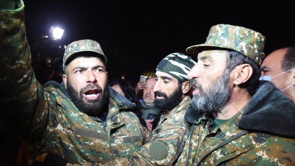 Militar de Armenia
