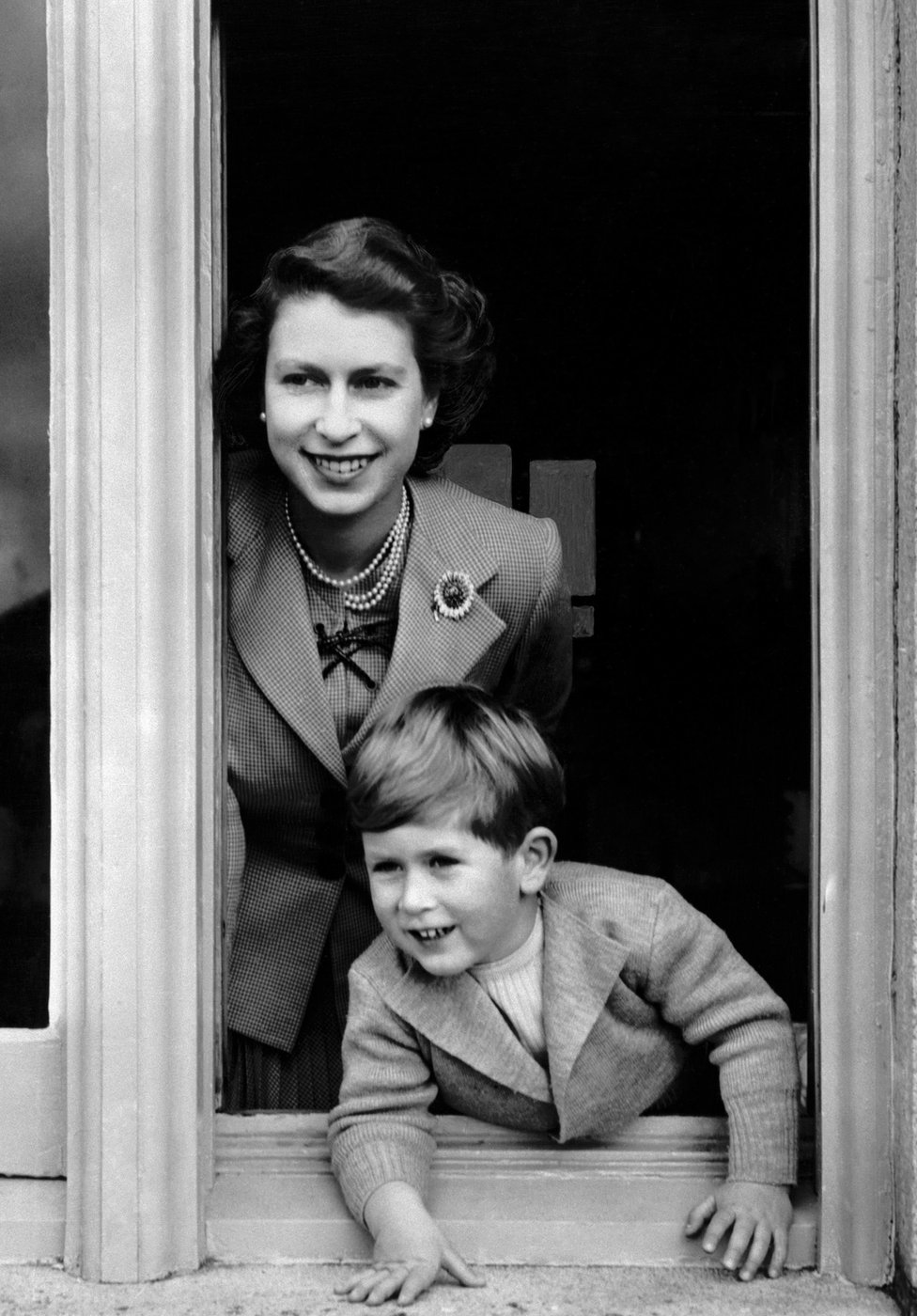 Princ Čarls i Elizabeta