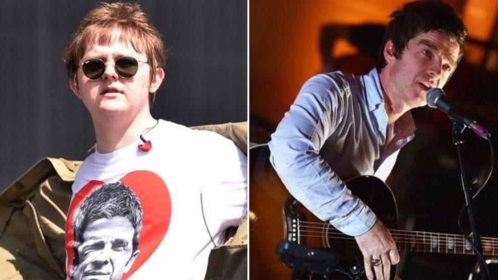 BBC News - Lewis Capaldi vs Noel Gallagher: The trouble between troubadours