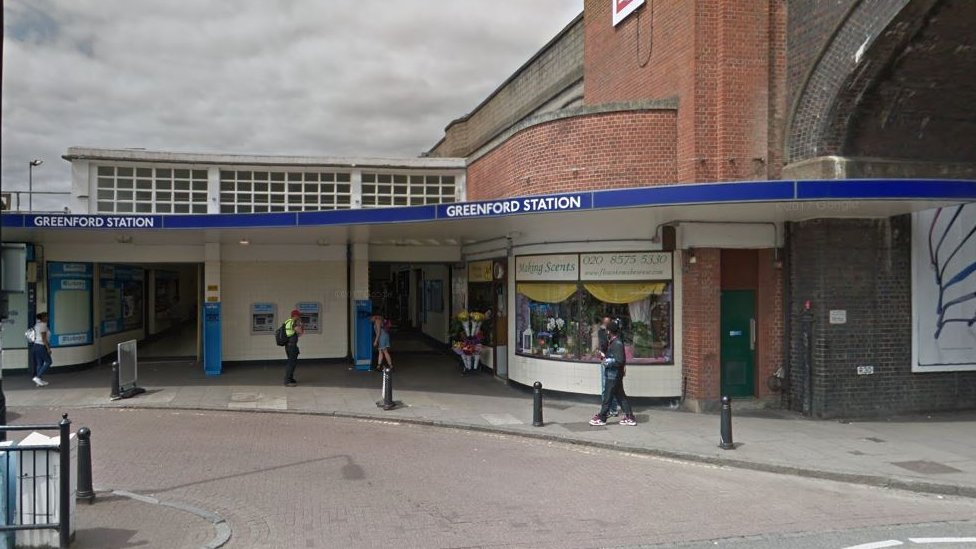 Greenford Tube station: Man killed in 'fight' outside