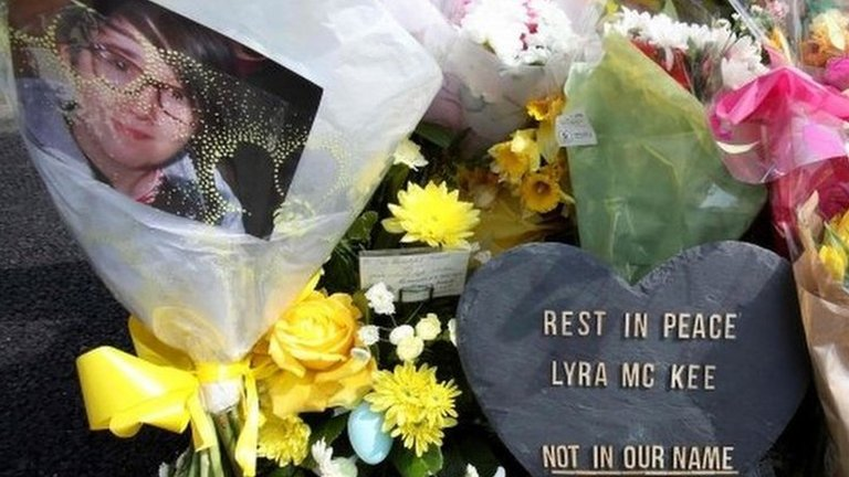 Lyra McKee: Two teenage men arrested in connection with journalist's killing