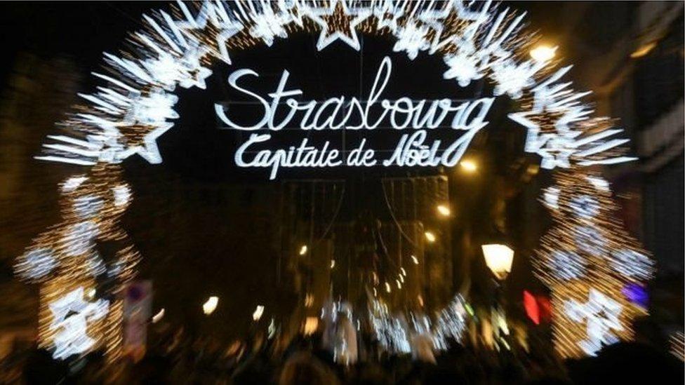 Стрілянина на різдвяному ярмарку Страсбурга: є жертви