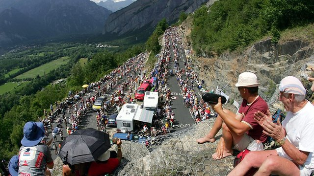 "Tour de France: Why Alpe d'Huez is called ""the greatest climb in cycling"""