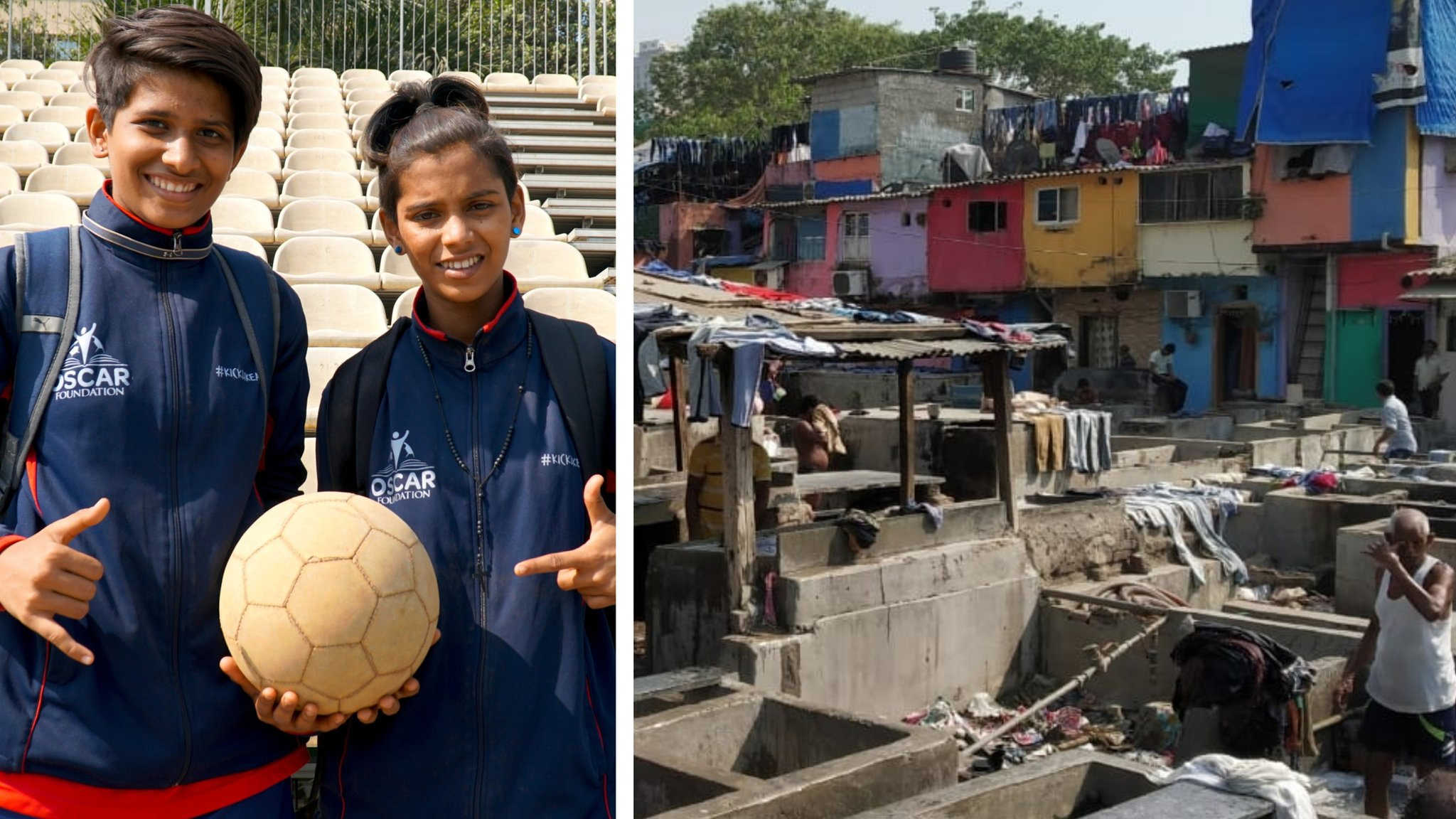 Football in India: The Mumbai girls defying tradition to follow World Cup dreams