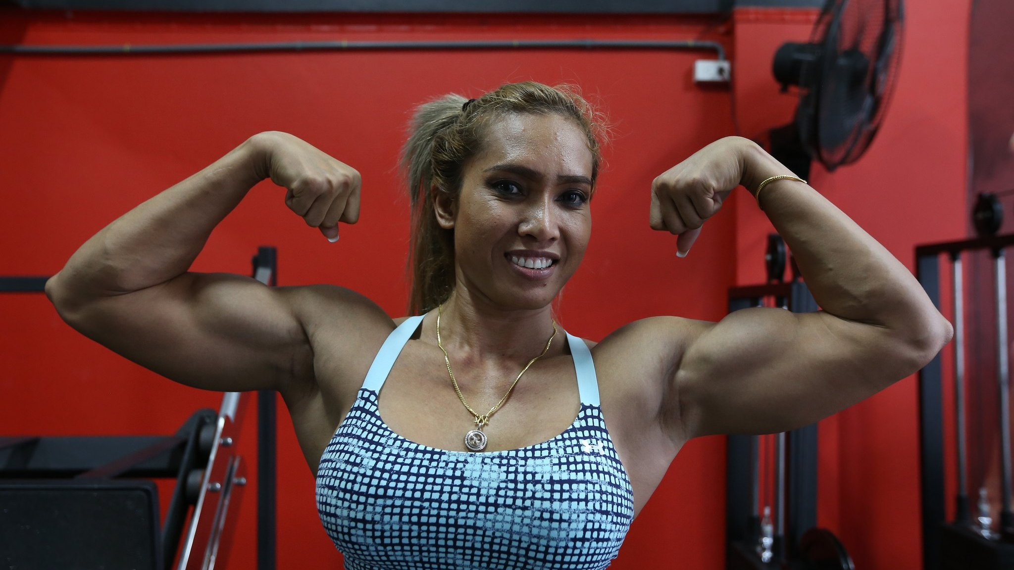 Bodybuilding females steroids are nasal steroids bad for you