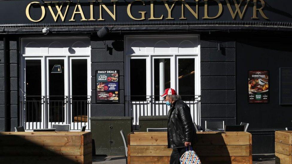 Owain Glyndwr pub, Cardiff
