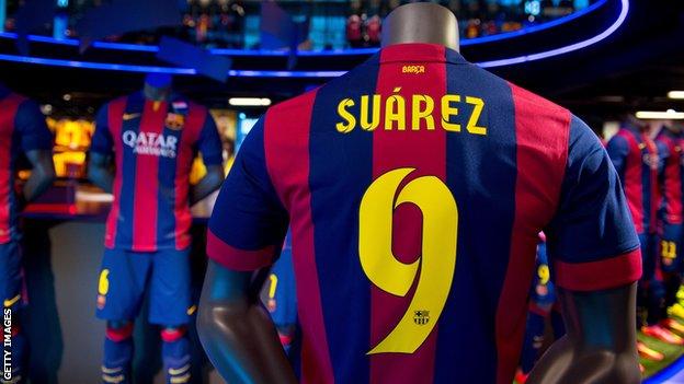 El delantero quiso jugar en el Barcelona desde muy joven.