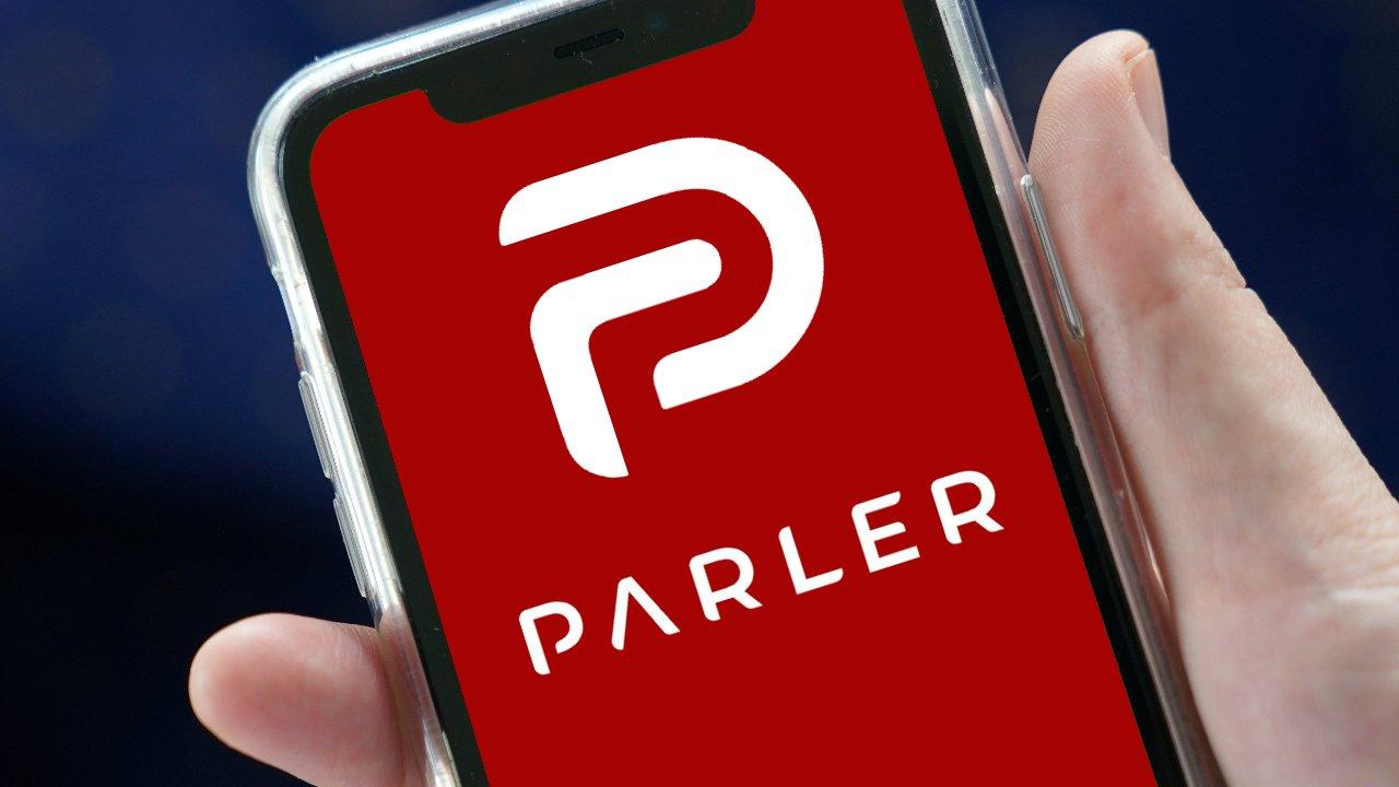 Google suspends 'free speech' app Parler thumbnail