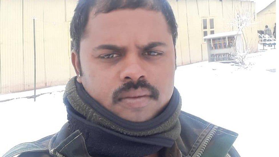 هافيلدار بالاني يعتقد أنه أحد الجنود القتلى في الاشتباكات الأخيرة