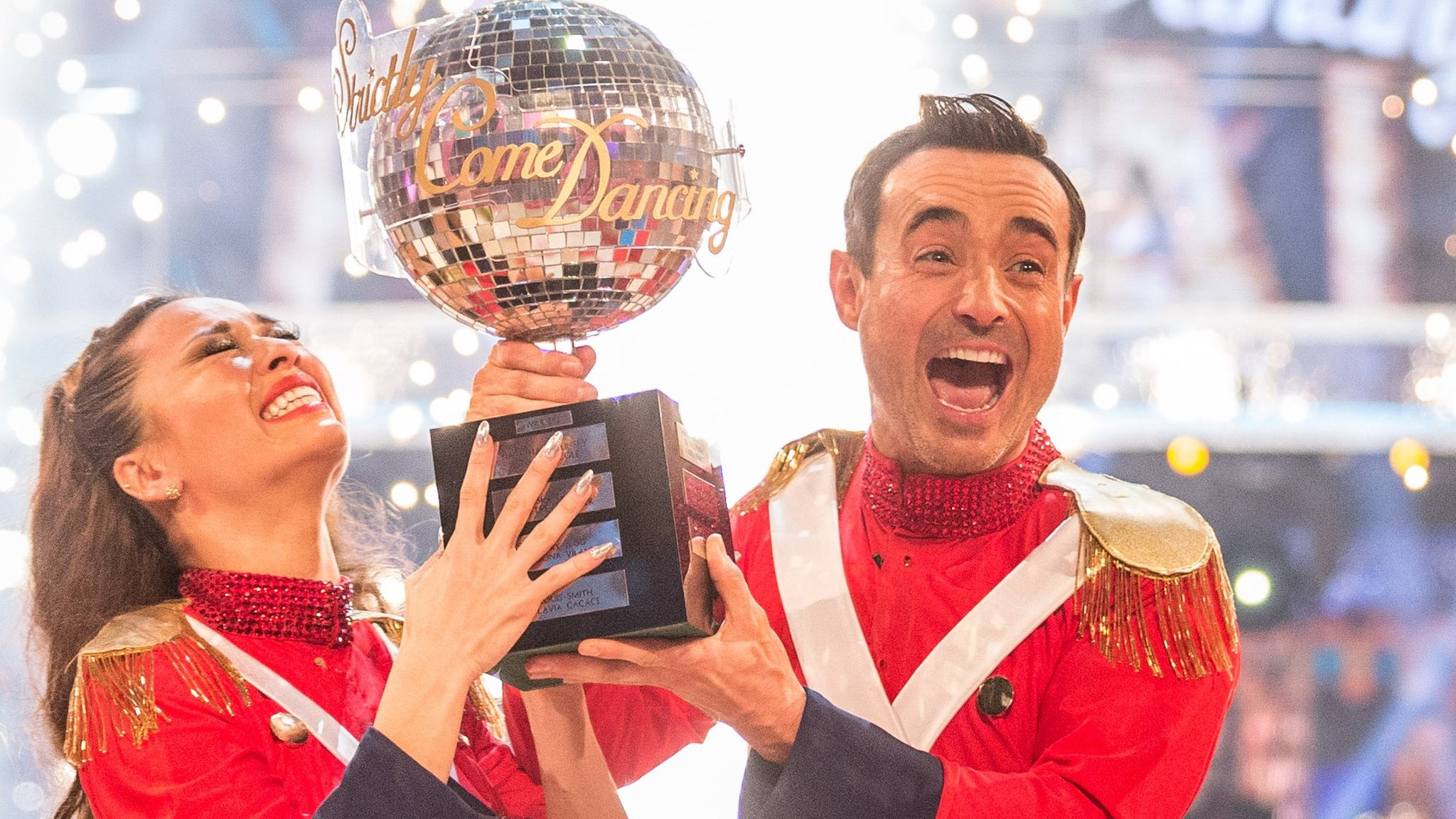 Joe McFadden: 'Strictly has taken over my life'