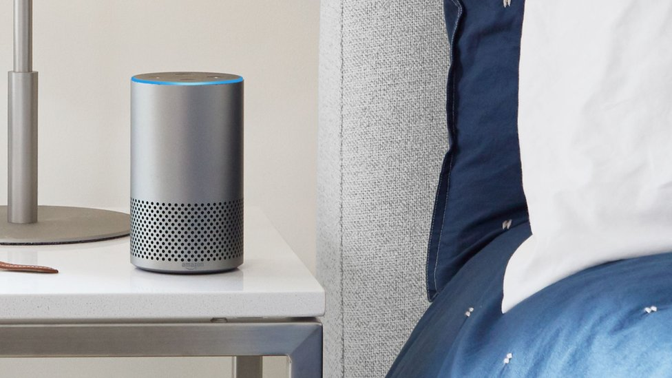 Amazon's Alexa is finding something funny, and scaring some users