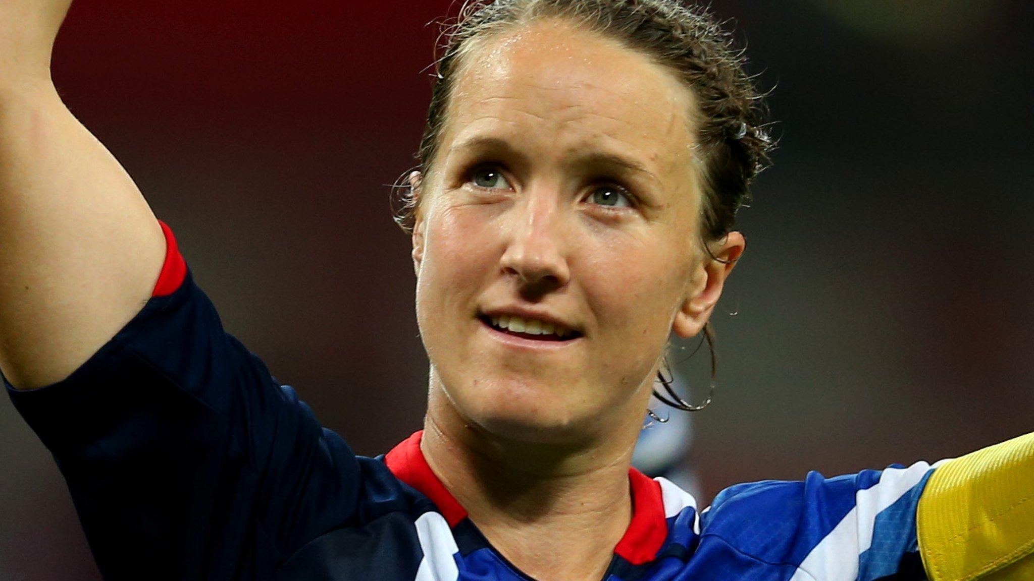 Ex-England captain Stoney set to manage Man Utd women's team