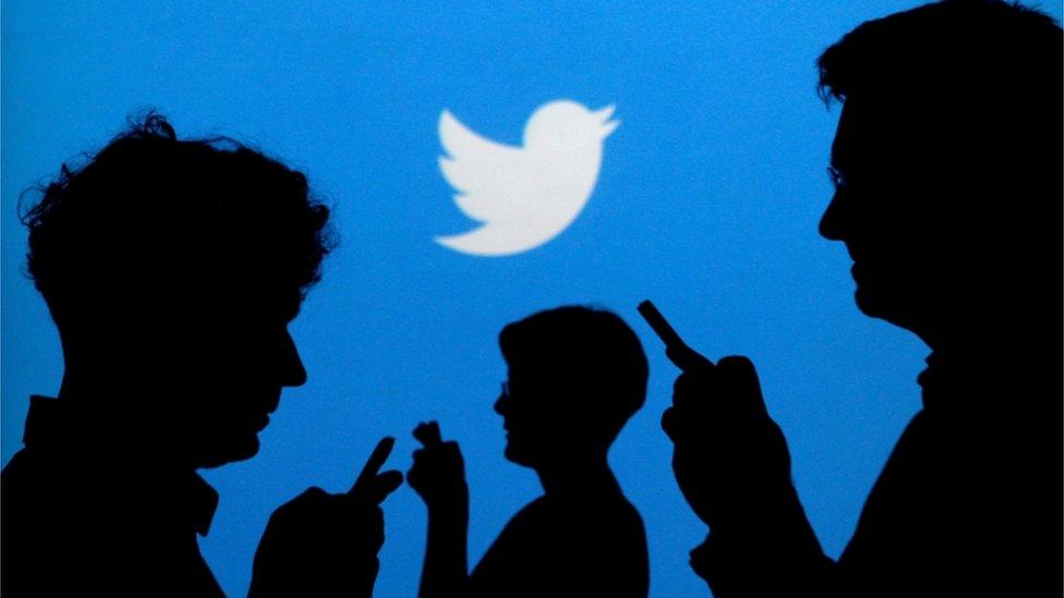 Tviter grafika