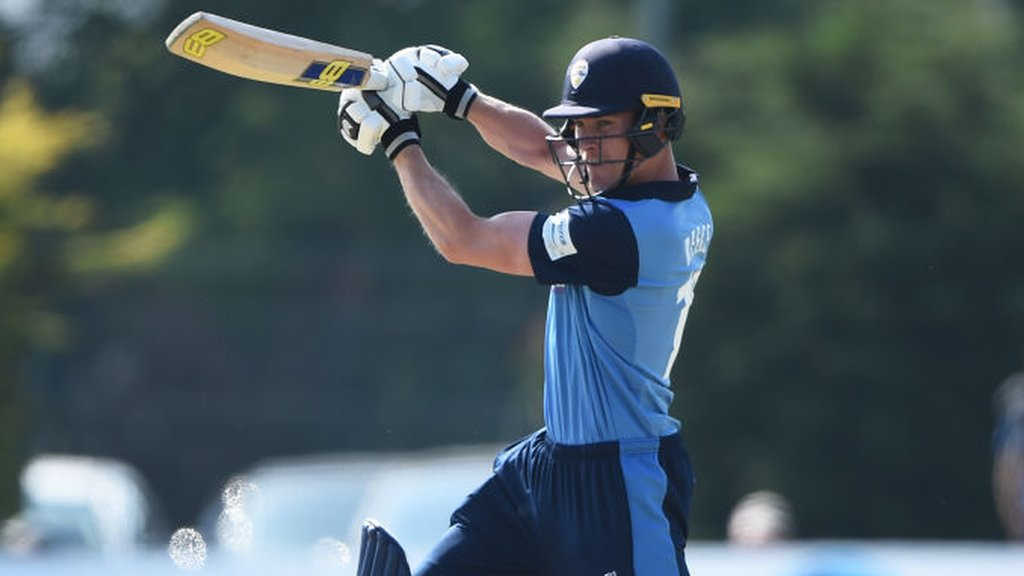 One-Day Cup: Luis Reece stars as Derbyshire beat winless Durham