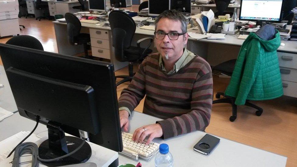 Paul Bilbao Sarria, Idazkari nagusia (Ysgrifennydd Cyffredinol) mudiad Kontseilua