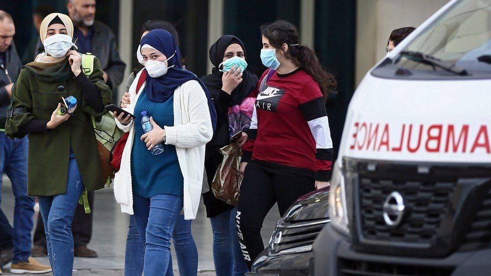 أعلن لبنان عن اكتشاف الحالة الأولى من الإصابة بفيروس كورونا