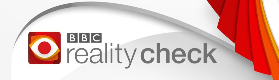 Marca de verificación de la realidad