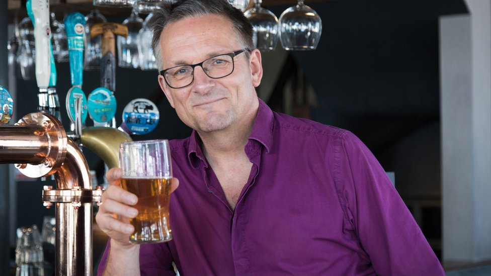 Michael Mosley of Trust Me I'm a Doctor