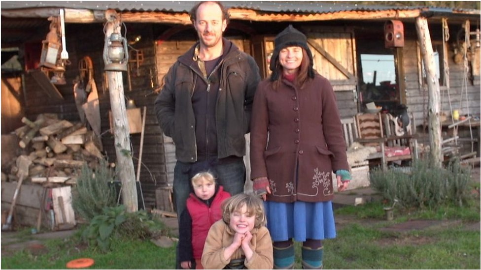 Cumbria family ditched modern life to live off the grid