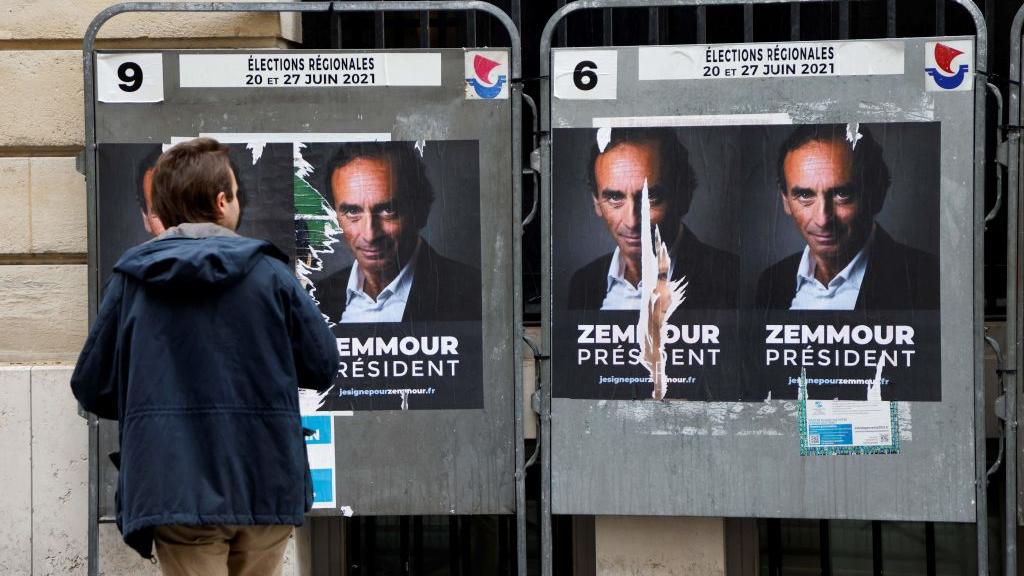 لم يعلن زمور عن ترشحه رسميا للانتخابات الرئاسية الفرنسية لكن حملة لدعم ترشحه انطلقت بالفعل