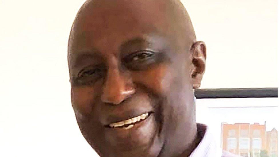 Momudou Dibba