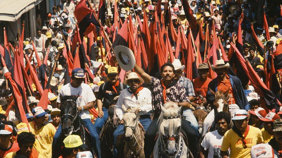 En medio de paro nacional, Ortega celebra aniversario sandinista