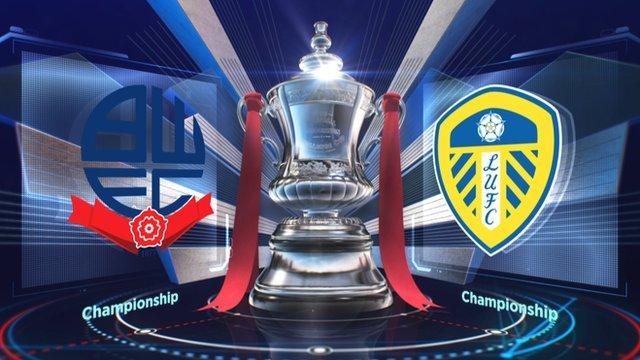 Bolton 1-2 Leeds highlights