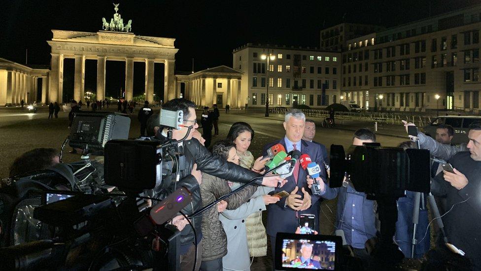 Berlin, 29. april 2019.