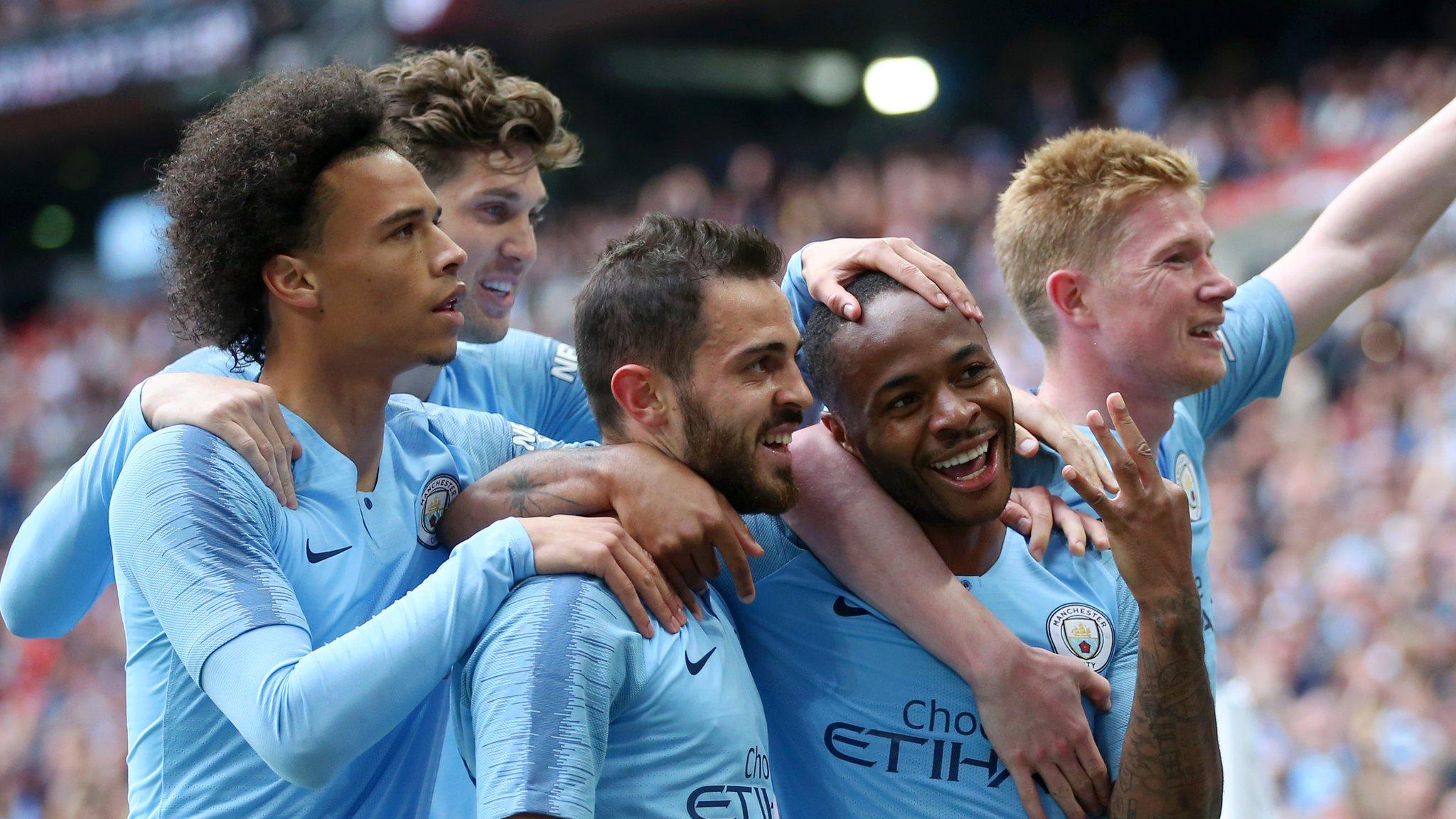 Man City win treble - how impressive is that achievement?