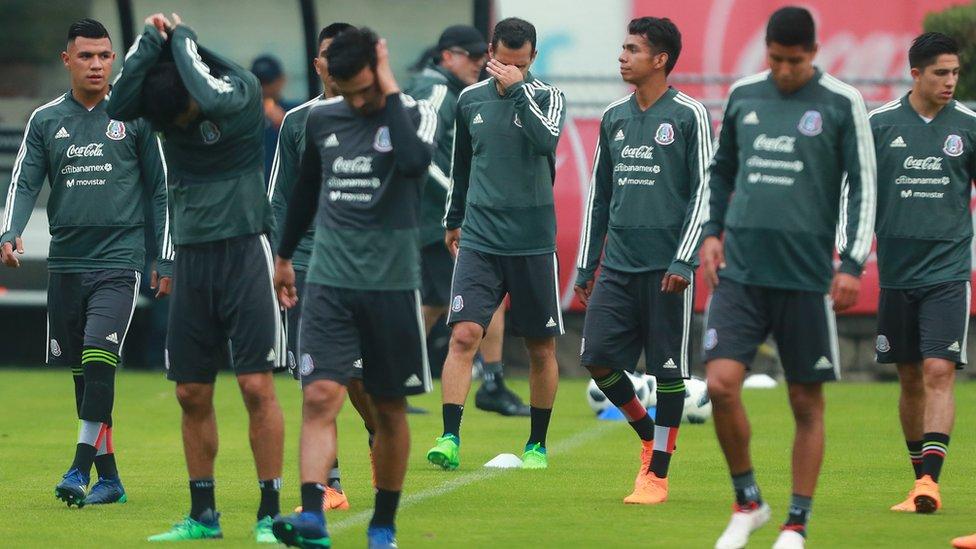 Rafael Márquez ha sido uno de los futbolistas más destacados de México de los últimos años y capitán de la selección mexicana de fútbol.