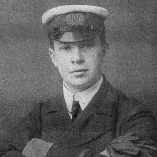 John George Phillips (apodado Jack) 1887-1912