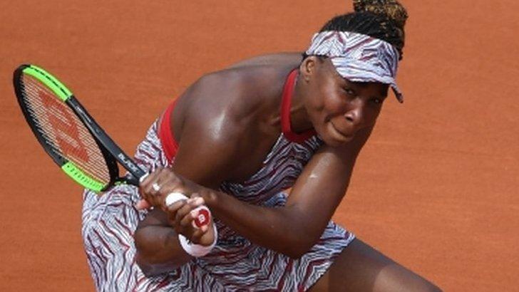 French Open 2018: Venus Williams out but Elina Svitolina progresses