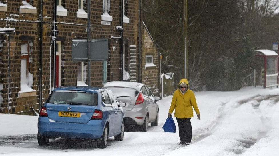 Water firms failed customers during 'Beast from the East'