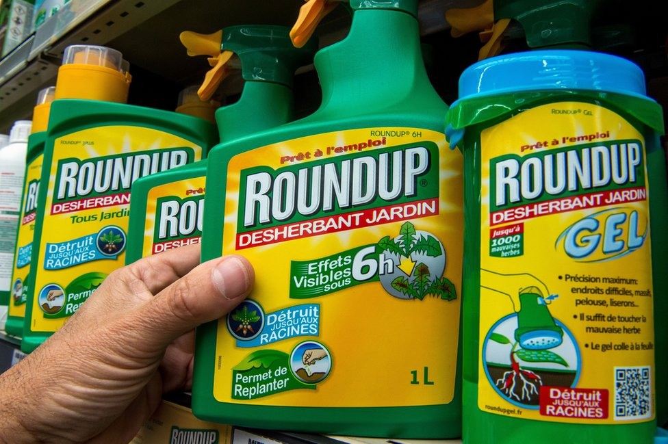 Roundup on sale in France, 15 Jun 15