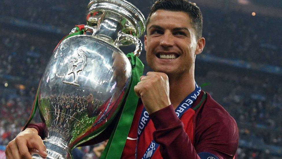 Cristiando Ronaldo