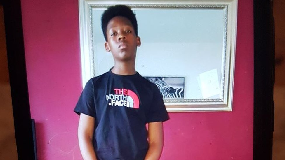 Mathew Bizimana: Concern over Bristol teen missing for three days