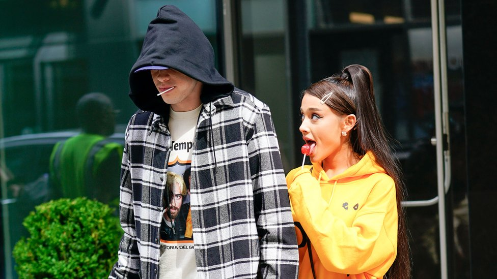 Ariana Grande and Pete Davidson confirm engagement
