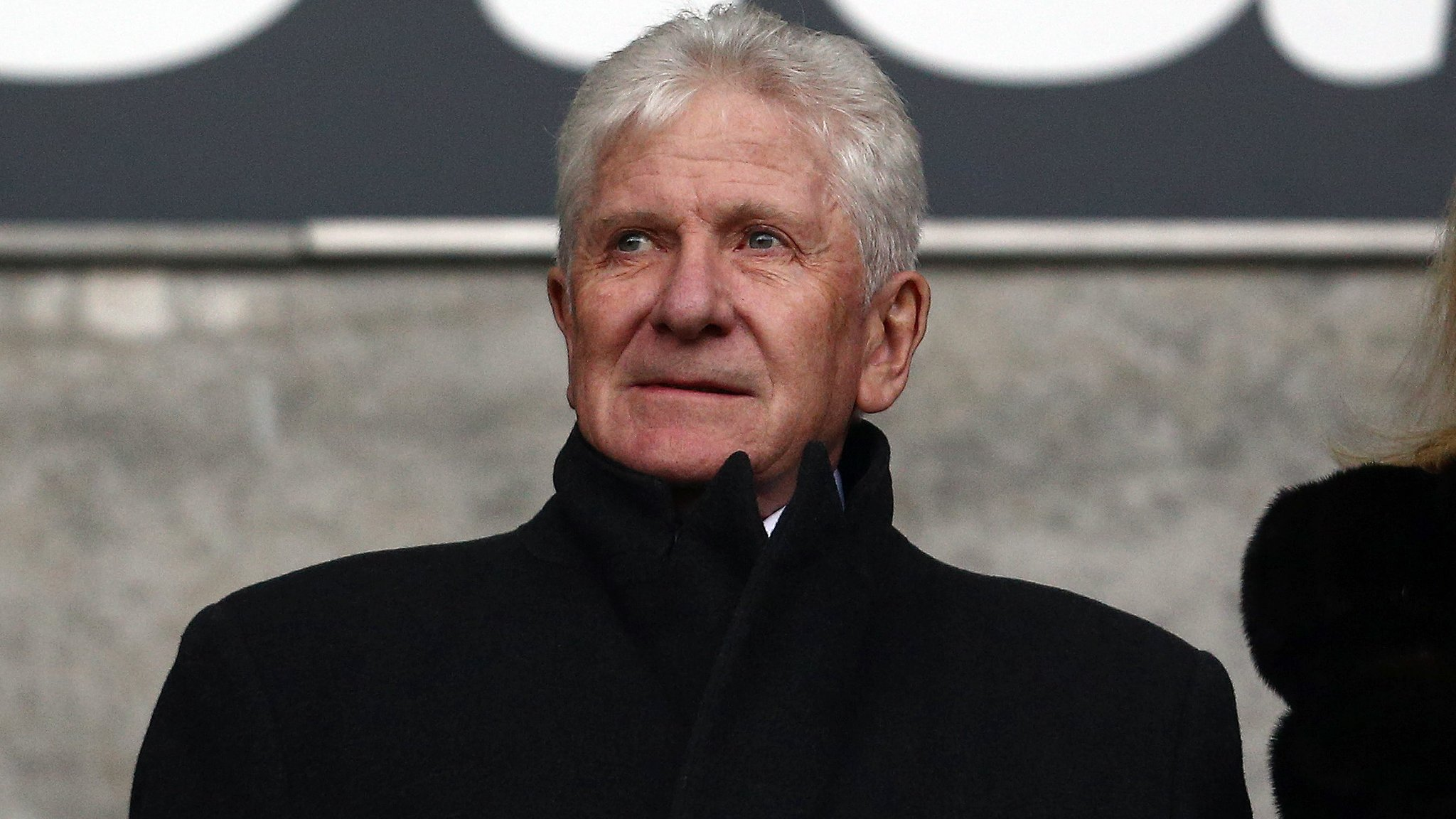 Eddie Davies: Ex-Bolton Wanderers owner helped save club from administration before death