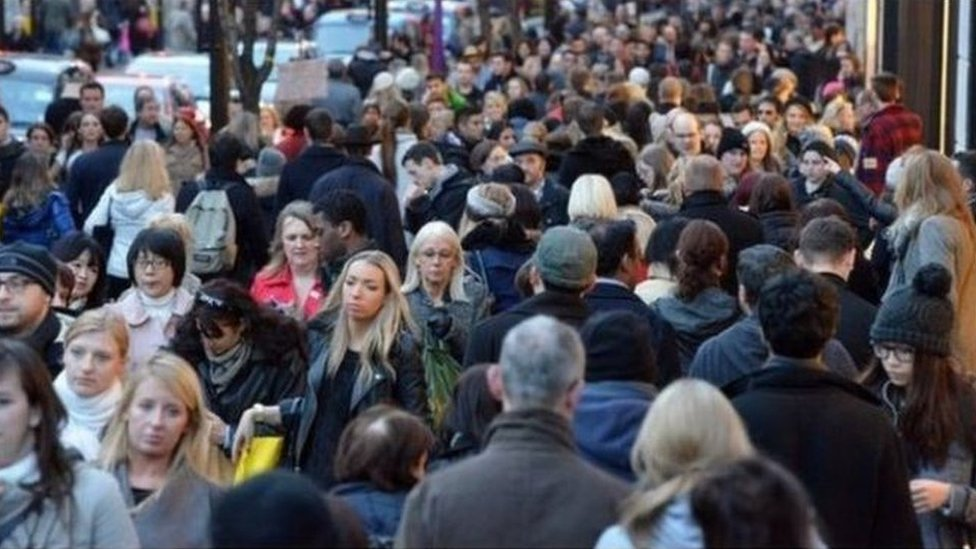 Scotland's population rises for ninth year in a row to record high
