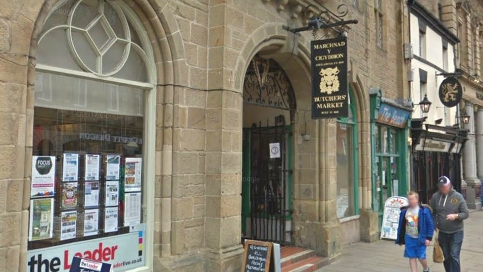 Wrexham Butchers' Market