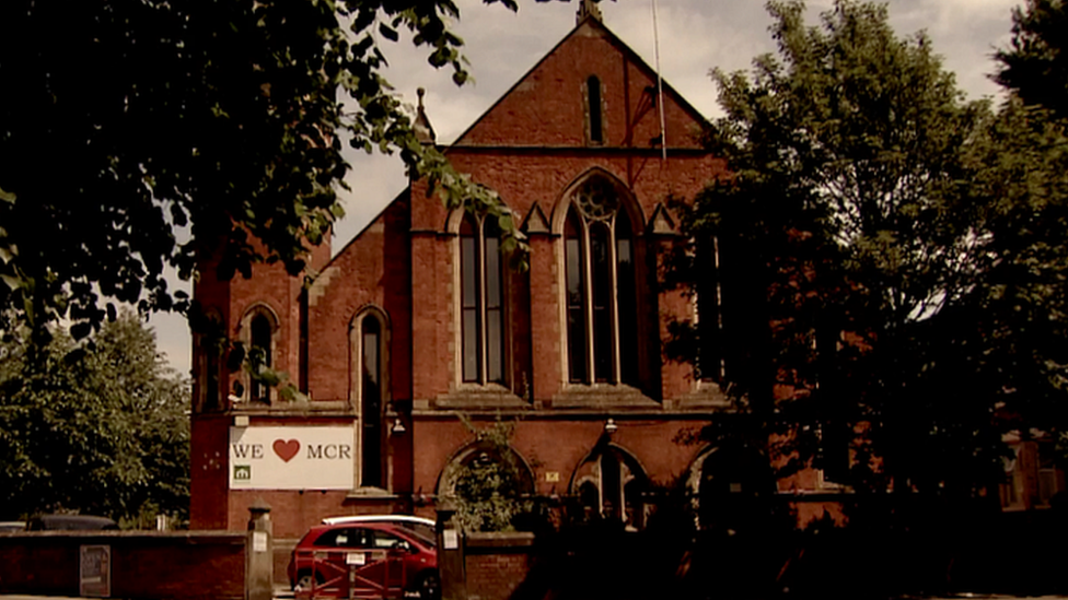 Manchester mosque denies 'military jihad' support