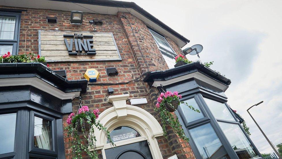The Vine, West Bromwich