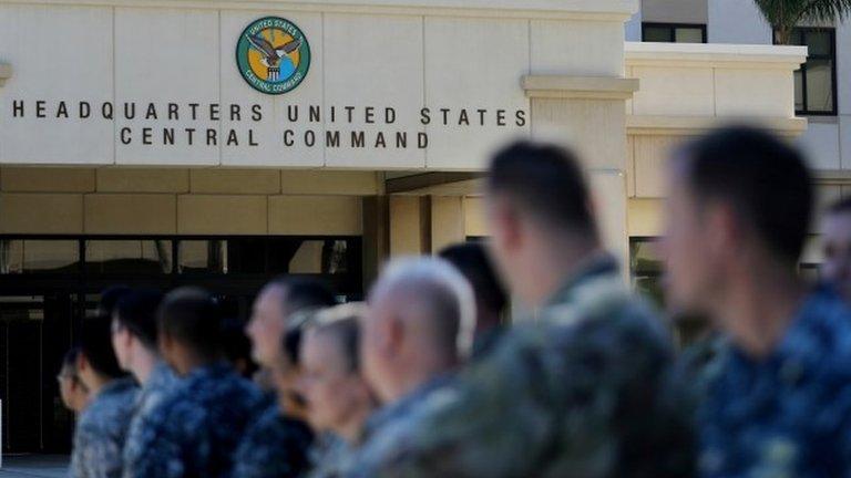Пентагон готовится отправить тысячи солдат на Ближний Восток