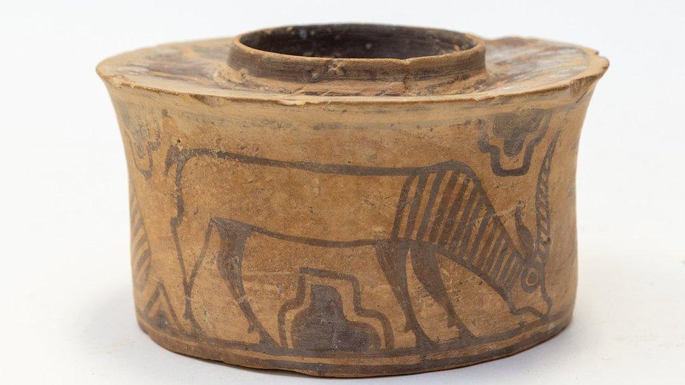 Глечик за 5 доларів виявився виробом стародавньої Індської цивілізації