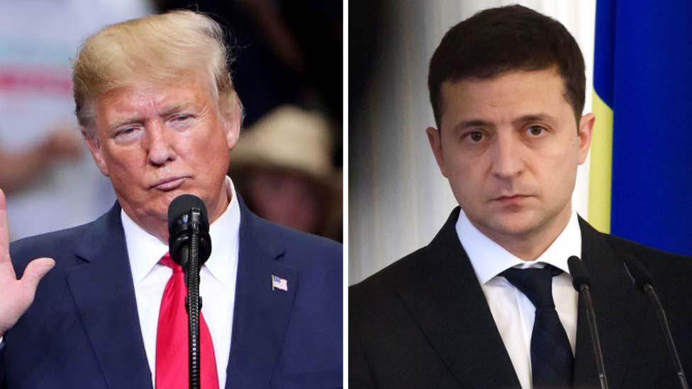 От компромата на Байденов для Украины зависело всё: новый свидетель в деле об импичменте Трампа