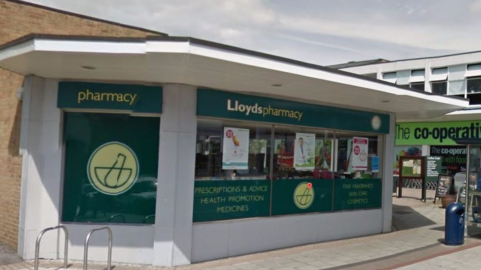 Cardiff Pharmacist Struck Off Over Theft And 12k Fraud Bbc News