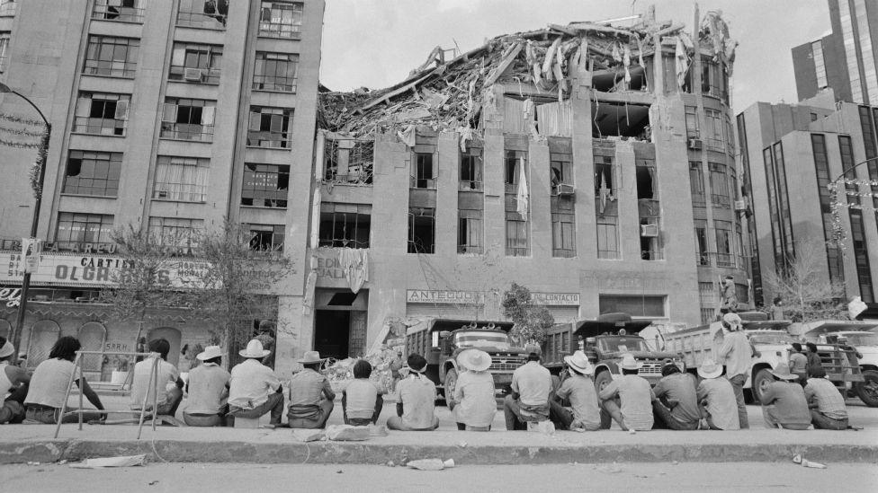 En 1985 la Ciudad de México fue casi devastada por un sismo. Las lecciones que dejó se olvidaron.