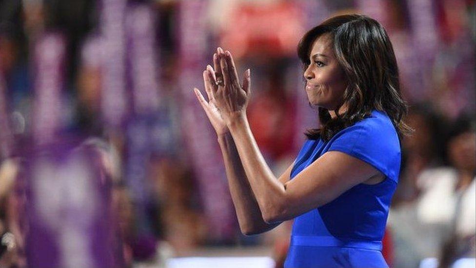 Michelle Obama to speak at charity dinner in Edinburgh