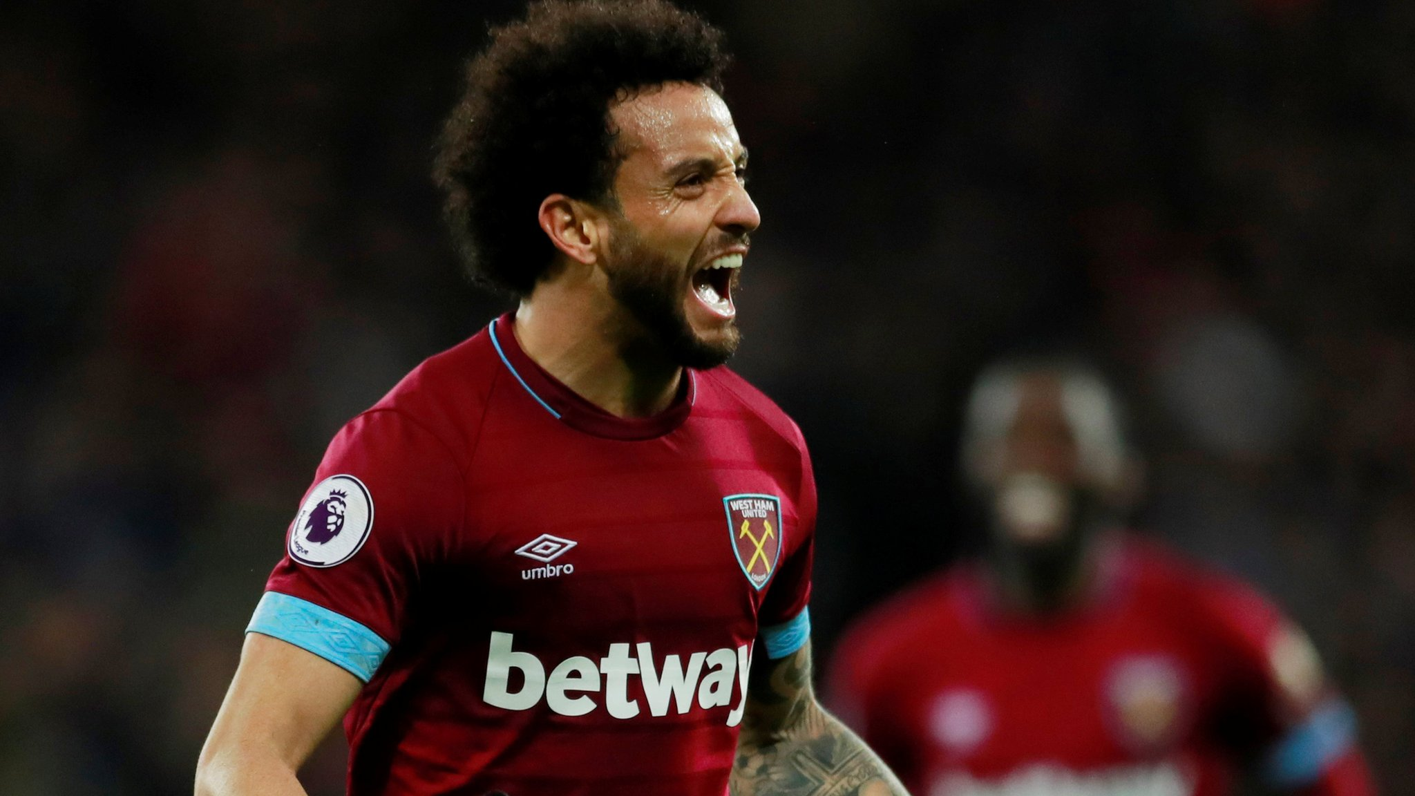 Felipe Anderson: West Ham midfielder on family, humble origins and his friend Neymar