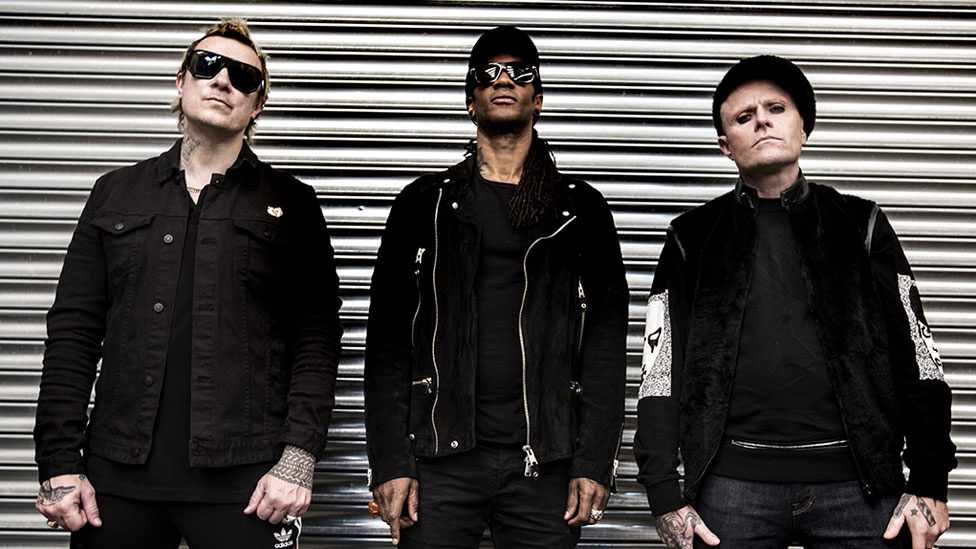 BBC News - The Prodigy: 'We don't need to reinvent ourselves'